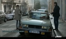 Cheif France 2 Coupe Peugeot 504 Series