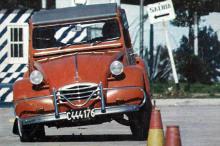 Suspensiones especiales Citroën 3CV