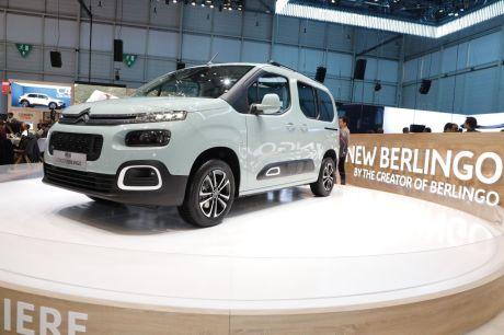 Le nouveau Citroën Berlingo sera commercialisé en septembre 2018.