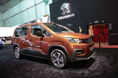 Le Peugeot Rifter fera aussi son entrée en concession en septembre 2018.