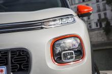 Peugeot 2008 optique avant