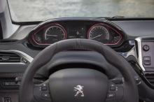 Peugeot 2008 écran tactile