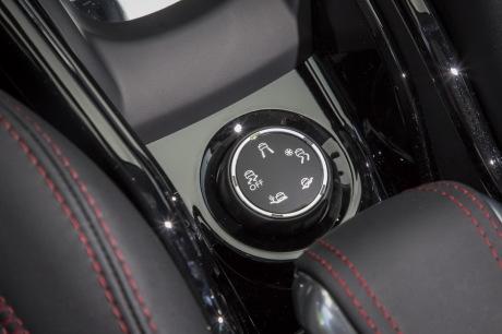 Peugeot 2008 commande grip control