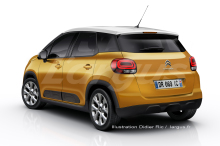 opel crossland x toutes les infos sur le clone du citro n. Black Bedroom Furniture Sets. Home Design Ideas
