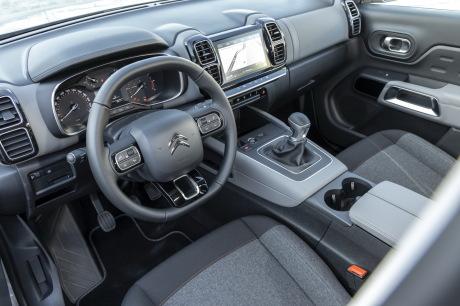 Citroën C5 Aircross Live planche de bord