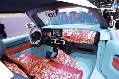 le citro n cactus m concept d ploie sa tente au salon de francfort l 39 argus. Black Bedroom Furniture Sets. Home Design Ideas