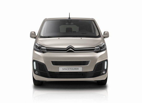Citroën SpaceTourer 2016 vue de face