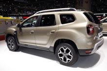 dacia duster advance 2018