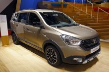 Dacia Lodgy Advance salon genève 2018