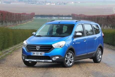 essai dacia lodgy stepway le duster sept places l 39 argus. Black Bedroom Furniture Sets. Home Design Ideas