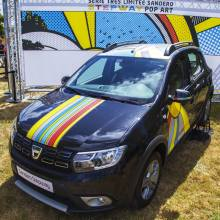 Sandero Stepway Pop Art avant