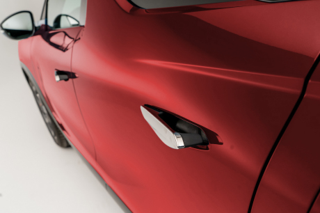 Flat door handles DS3 Crossback