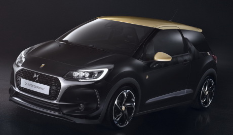 Nouvelle DS3 Performance Black Special