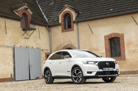 DS7 Crossback 3/4 av