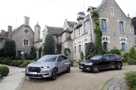 DS7 Crossback vs Volvo XC60