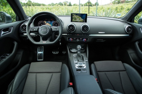 essai audi a3 sportback 2 0 tfsi 190 s tronic l 39 argus. Black Bedroom Furniture Sets. Home Design Ideas