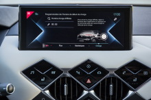 DS3 Crossback E-Tense The first central screen programming