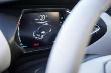 DS3 Crossback E-Tense The first digital meters