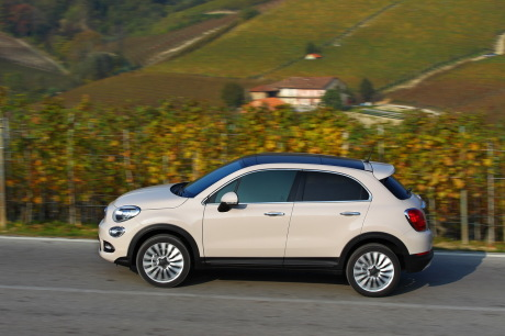 essai fiat 500x la fiat du renouveau 2014 l 39 argus. Black Bedroom Furniture Sets. Home Design Ideas