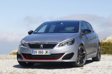 essai peugeot 308 gti 2015 premi res photos et impressions l 39 argus. Black Bedroom Furniture Sets. Home Design Ideas