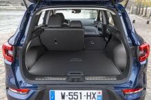 Renault Kadjar 2019 folding seat
