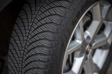 Renault Kadjar 2019 M + S tires