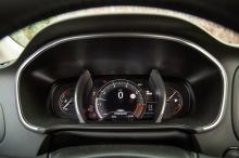 Renault Megane Zen Gray Meter