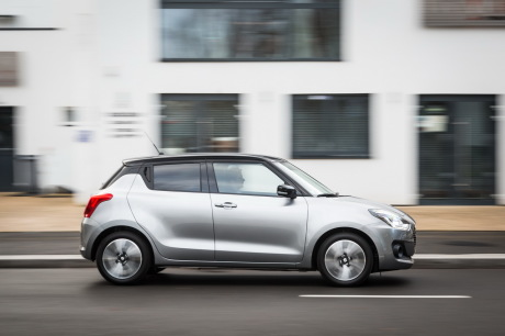 Suzuki Swift 2018 filé droit