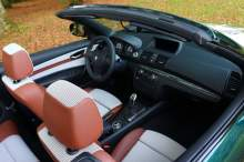 BMW ETA 02 interior view