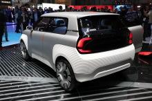 Fiat Centoventi concept-car 2019 GIMS2019