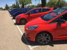 gamme ford fiesta 2017