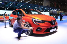 I do not like Renault Clio: Although the Clio line is a success, I would have liked a more honest development over the current generation, especially at the front.