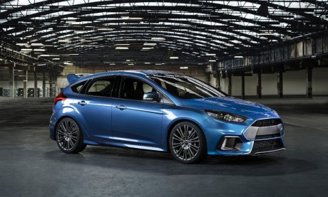ford focus rs 2015 au moins 320 ch et 4 roues motrices l 39 argus. Black Bedroom Furniture Sets. Home Design Ideas