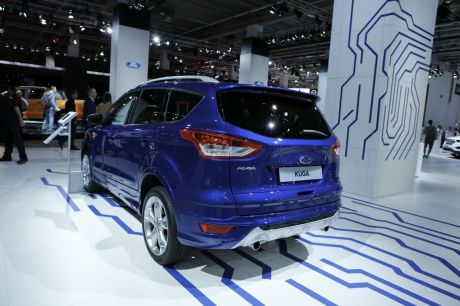 ford kuga 2016 nouveau syst me multim dia sync 2 l 39 argus. Black Bedroom Furniture Sets. Home Design Ideas