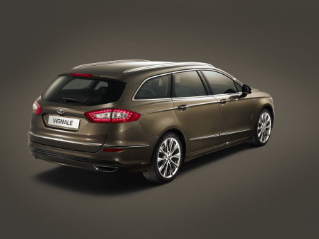 prix ford mondeo vignale 6 900 euros de plus pour passer au luxe l 39 argus. Black Bedroom Furniture Sets. Home Design Ideas