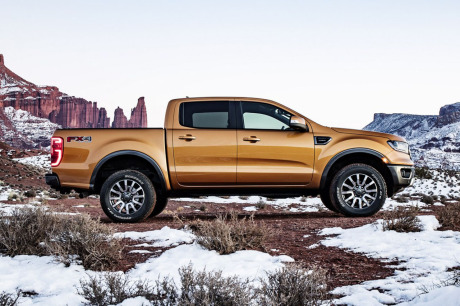 ford ranger 2019 retour au bercail l 39 argus. Black Bedroom Furniture Sets. Home Design Ideas
