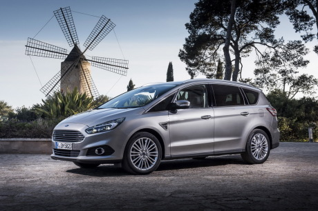 prix et fiche technique nouveau ford s max 2015 l 39 argus. Black Bedroom Furniture Sets. Home Design Ideas