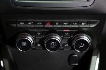 Commandes de climatisation du nouveau dacia duster 2