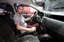 Julien bertaux au volant du nouveau dacia duster 2