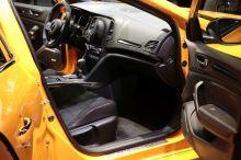 Intérieur nouvelle Renault Mégane RS au salon francfort 2017