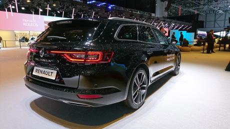 Salon de Genève 2018 - Le 1.8 TCE sur la Renault Talisman