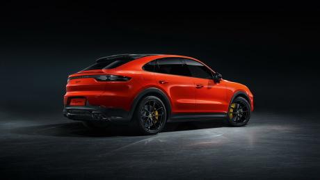 Nouveaux modèles Porsche Cayenne Coupé : une question de ligne