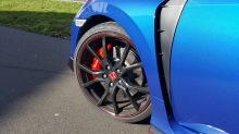 Honda Civic Type R 2018 Nürburgring jante 20 pouces