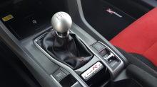 Honda Civic Type R 2018 Nürburgring boîte