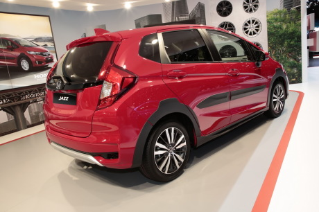 Honda Jazz X Road Rouge Salon Geneve 2018