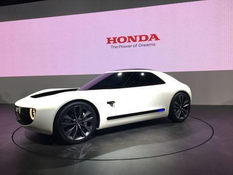 Honda sports ev concept un petit coup lectrique for Salon de tokyo 2017