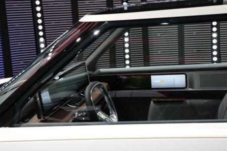 Honda Urban EV Concept au salon de Francfort 2017
