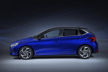 Hyundai i20 (2020) profil