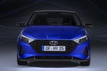 Hyundai i20 (2020) toit bicolore
