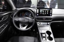 Jusqu'à 470 km d'autonomie — Hyundai Kona Electric